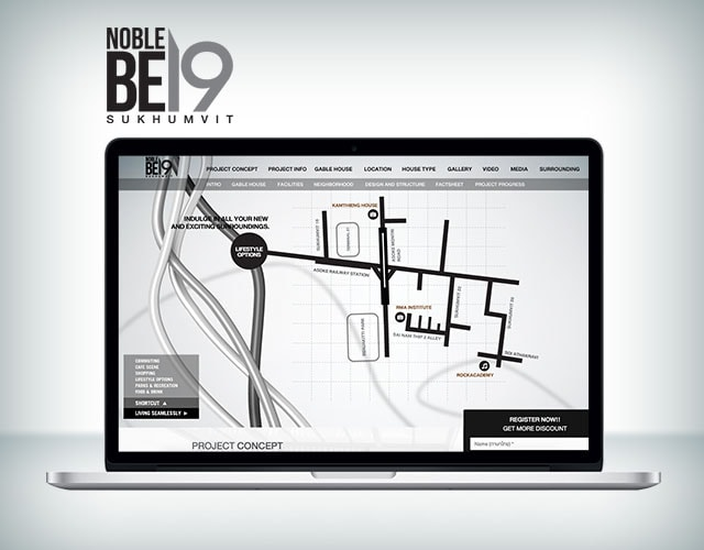 Noble Be19 Digital NEX : Digital Agency in Thailand